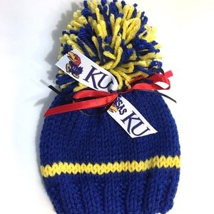 University Of Kansas JAYHAWKS Baby Hat